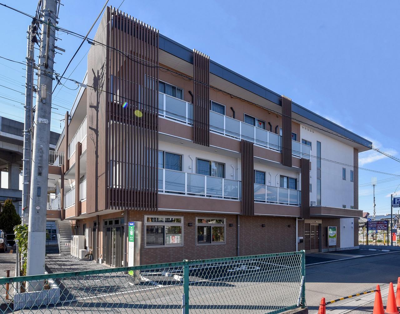 (仮称)桜区西堀1丁目サ付き高齢者住宅